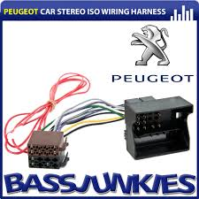 ct20pe02 peugeot quadlock car stereo radio iso wiring harness ct20pe02 peugeot quadlock car stereo radio iso wiring harness adaptor lead