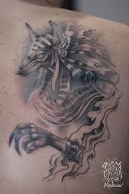 Anubis Medusa Tattoo Originální Tetování Frýdek Místek