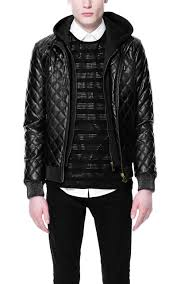 QUILTED JACKET WITH HOOD - Jackets - Man | ZARA United States ... & QUILTED JACKET WITH HOOD - Jackets - Man | ZARA United States Adamdwight.com