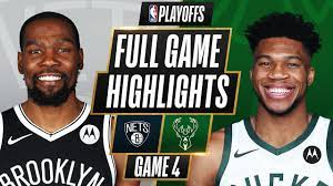 GAME RECAP: Bucks 107, Nets 96 - YouTube