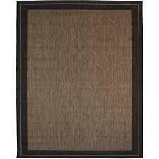 colorful outdoor rugs 8x10 new haven havanah and black rectangular indoor machine
