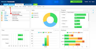 how to create a project budget project budgeting software create a budget projectmanager com