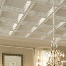 Coffered Ceiling Tiles