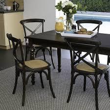 Handy Living Cross Back Dining Chairs, 2 pk. - Walnut BJs