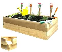 pressure treated wood for garden beds vegetable boxes box