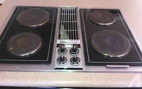 jenn air electric downdraft modular cooktop obo for in sierra vista arizona