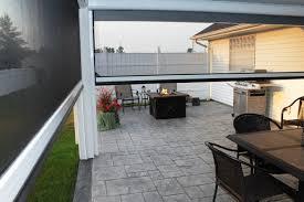 retractable screen patio. Retractable Screen Patio