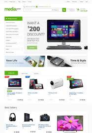 Free Ecommerce Website Templates Interesting 28 Best Ecommerce Website Templates Free Premium FreshDesignweb