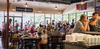 Outdoor Restaurants Midtown