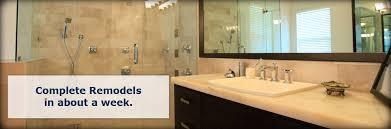 bathroom remodeling woodland hills. One Week Bathroom Remodel Remodeling Woodland Hills H