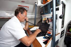Global Ocean Race- Ross Field vents frustrations and looks at options
