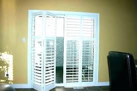 sliding plantation shutters sliding plantation shutters for doors on patio door exterior shutter sliding plantation