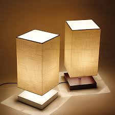 ... Amazing Nightstand Lamps Modern Modern Table Lamps For Living Room  Square White Nightstand Lamps ...