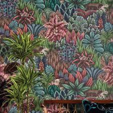 Jungle Behang Singita Home Stock