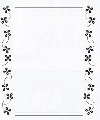 Easy Frame Design Drawing Frame Border Page Borders Design Borders For Paper