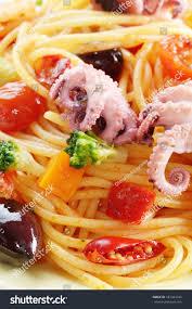 Seafood Spaghetti Marinara Pasta ...