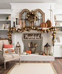 for fall so today i am sharing 8 great fall mantel decor ideas finally if you have already decorated for fall this august then way to go
