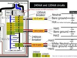 60 amp sub panel amp sub panel wiring diagram awesome inside main Generator Sub Panel Wiring Diagram at 240v Sub Panel Wiring Diagram