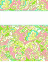 Editable Binder Cover Templates Printable Unique My Cute Binder