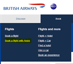 Ba Avios Upgrade Chart Complete Guide To Avios British Airways Iberia And Aer Lingus
