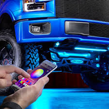 Led Undercarriage Truck Lights Buy Lumen Ublong Kit App Control Rgb Led Underbody Kit