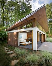 modern guest house. Nancy Creek Pool And Guest House By Atlanta Area Architect Philip Babb. - Design Klout Modern U
