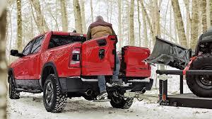 Fancy Tailgates Are the New Pickup Truck Battleground   BestRide