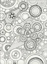 Small Picture Original Hand DrawnZen doodle artAdult coloring pageWall Art