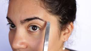 3 ways to pluck your eyebrows wikihow