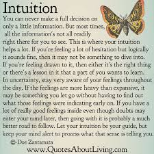 Decision Making Quotes Mesmerizing Quotes About Living Doe Zantamata Intuition Decisionmaking