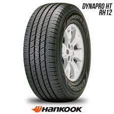 Hankook Dynapro HT RH12 245/65R17 105T BW 245 65 17 2456517 70K ...