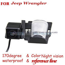 aliexpress com buy wireless wire car rear view reverse backup wireless wire car rear view reverse backup camera parking assist wide angle for jeep wrangler 2012