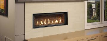 fireplace xtrordinair s high output linear gas fireplace series is now complete with the 3615