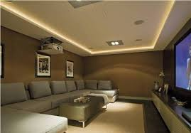 home mood lighting. peripheral lighting for media room home mood
