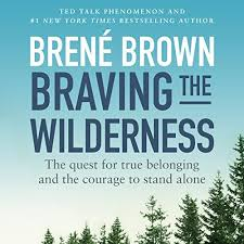 braving the wilderness cover art on brene brown wall art with braving the wilderness audiobook bren brown audible au