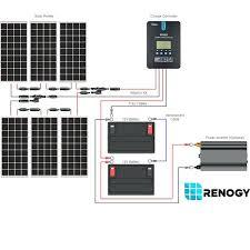 renogy wiring diagram simple wiring diagram site renogy solar panels expert solar panel wiring diagram solar panel renogy solar wiring diagram renogy solar