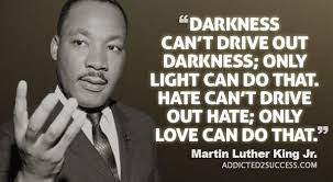 Famous Martin Luther King Quotes Delectable The Famous Martin L King Quote Being Shared On Social Media