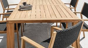 teak and wood patio furniture cleaning