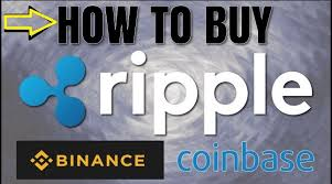 Xrp Chart Binance Visit Here For How To Buy Ripple On Binance From Coinbase