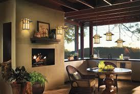 outdoor terrace lighting. Kichler Booth Bay Outdoor Terrace Lighting