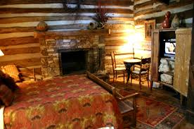 best log cabin decorating ideas kitchen fantastic fireplace design idea with brown stone wall green urns