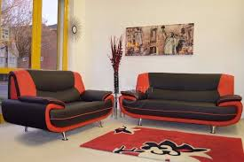 brand new 3 2 seater leather sofa