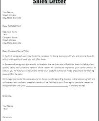 Sample Of Proposal Letters Sales Offer Letter Sample Proposal Letters Word Example Definition