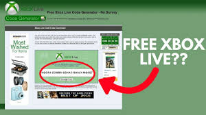 redeeming free xbox live codes does it actually work