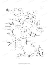 Triumph parts diagram new kawasaki motorcycle 1993 oem parts diagram for ignition system