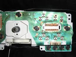 ford oil pressure gauge fix 2000 ford ranger tachometer at Ford Ranger Tachometer Wiring Diagram