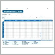 Employees Attendance Sheet Template Monthly Attendance Record Template Senetwork Co