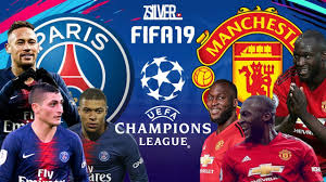 FIFA 19 - ปารีส แซงต์ แชร์กแมง VS แมนยู - ยูฟ่าแชมเปียนส์ลีก นัดที่ 2 [รอบ  16 ทีม] - YouTube