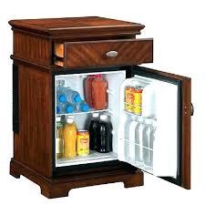 mini refrigerator stand