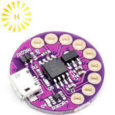 5PCS Micro USB <b>LilyTiny LilyPad</b> ATtiny85 <b>Development</b> Module ...